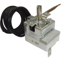 WKC series thermostat with copper capillary