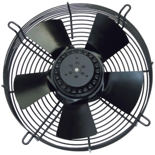 Industrial axial fans